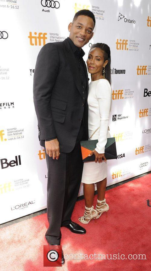 Will Smith and Jada Pinkett-smith 7