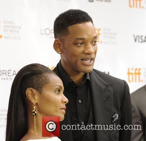 Will Smith and Jada Pinkett-smith 8