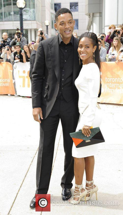 Will Smith and Jada Pinkett-smith 9