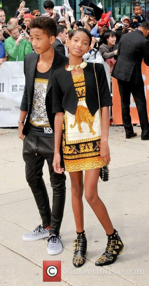 Jaden Smith and Willow Smith 7