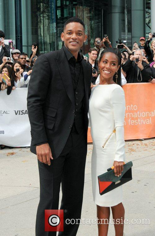 Will Smith and Jada Pinkett-smith 10