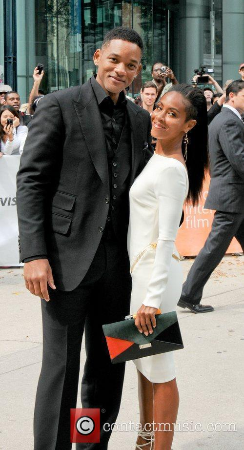Will Smith and Jada Pinkett-smith 11