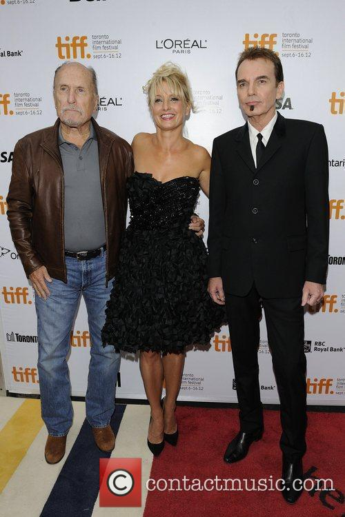 Robert Duvall, Katherine LaNasa and Billy Bob Thornton...