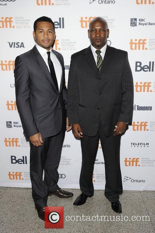 Alain Bastien and Alain Bastien 2012 Toronto International...