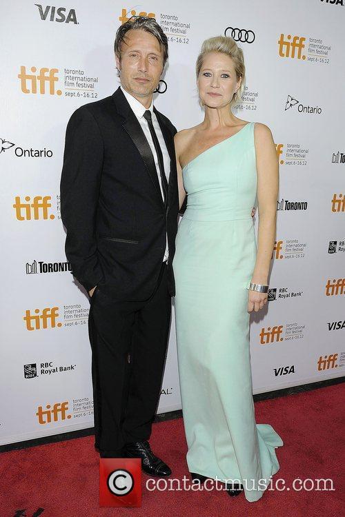 Mads Mikkelsen and Trine Dyrholm