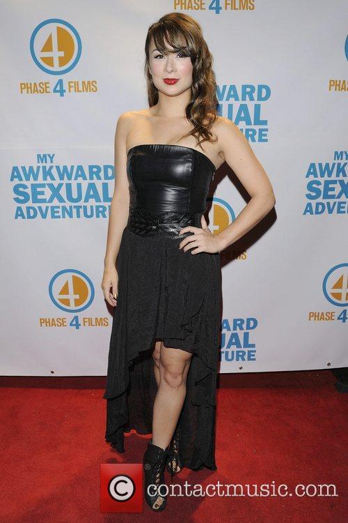 Alexandra Crenian  2012 Toronto International Film Festival...