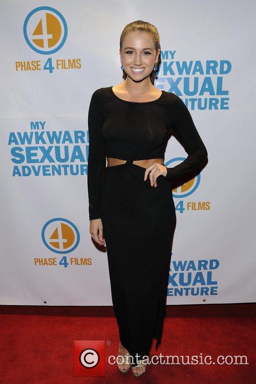 Alicia Josipovic  2012 Toronto International Film Festival...
