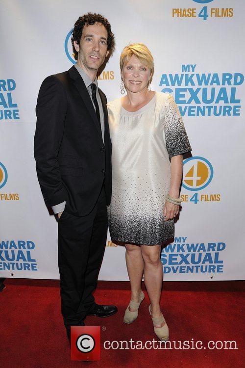 Jonas Chernick and Marina Kerr  2012 Toronto...