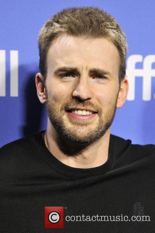 Chris Evans  2012 Toronto International Film Festival...