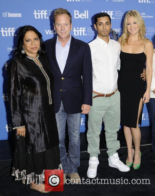 Mira Nair, Kate Hudson, Kiefer Sutherland and Riz Ahmed 1