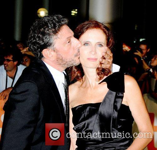 Director Sergio Castellitto and Margaret Mazzantini 2012 Toronto...