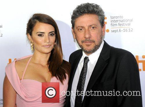 Penelope Cruz and Director Sergio Castellitto 2012 Toronto...