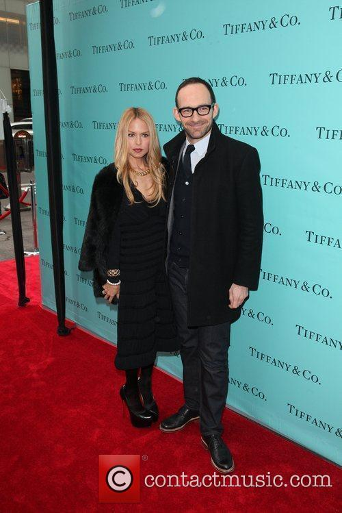 Unveil the new window design at Tiffany &...