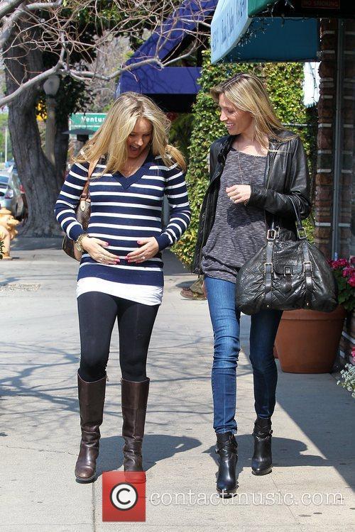 Tiffany Thornton, Wendy Bellissimo Tiffany Thornton out shopping...