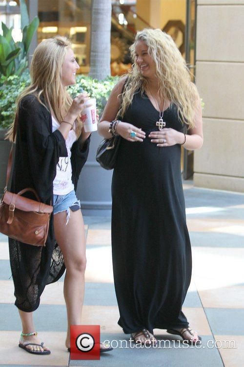 Disney and Tiffany Thornton 2