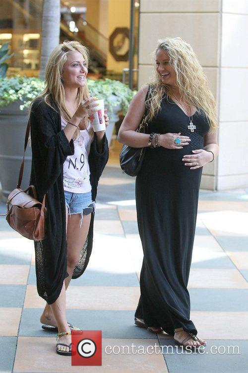 Disney and Tiffany Thornton 4