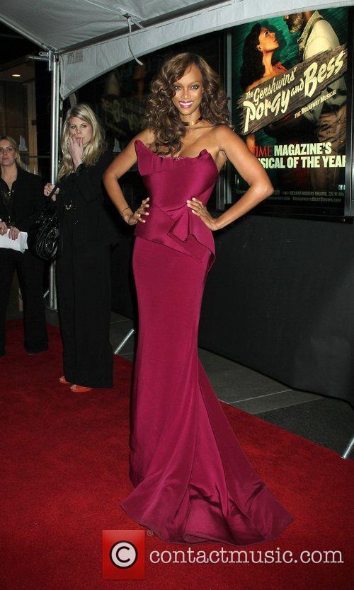 Tyra Banks,  at the Time 100 Gala...