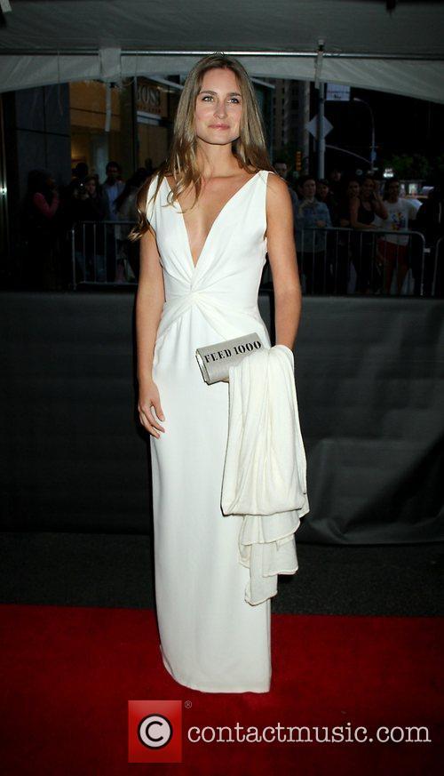 Lauren Bush,  at the Time 100 Gala...