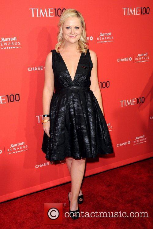 Amy Poehler  2012 Time 100 Gala held...