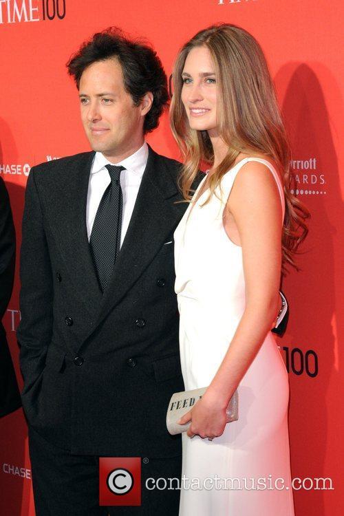 David Lauren and Lauren Bush  2012 Time...