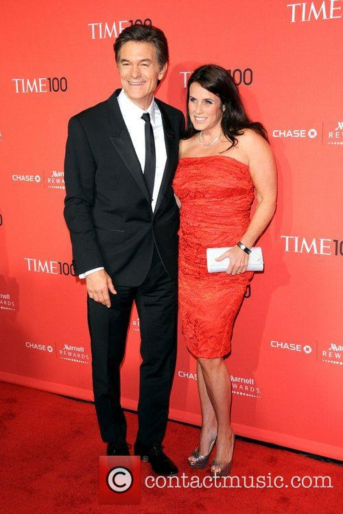 Dr Mehmet Oz and Lisa Oz 2012 Time...
