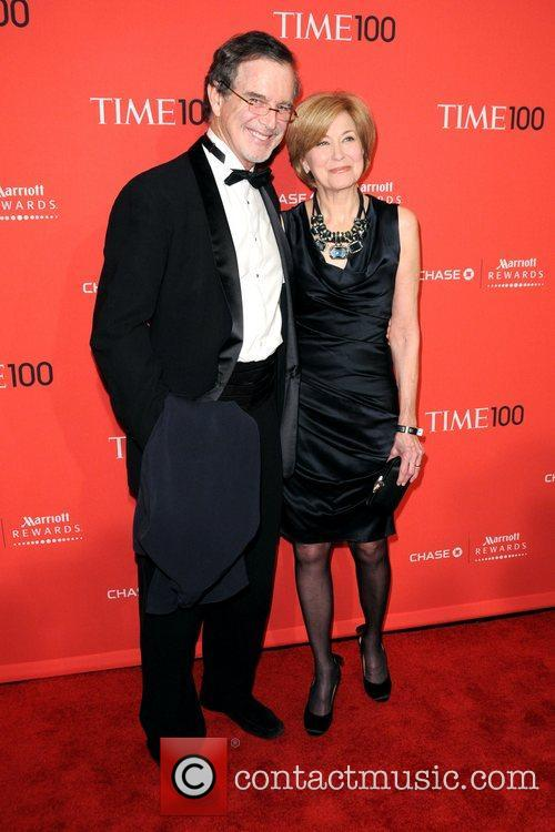 Guest, Jane Pauley 2012 Time 100 Gala held...