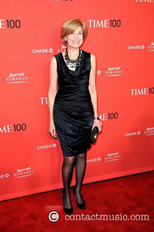 Jane Pauley 2012 Time 100 Gala held at...