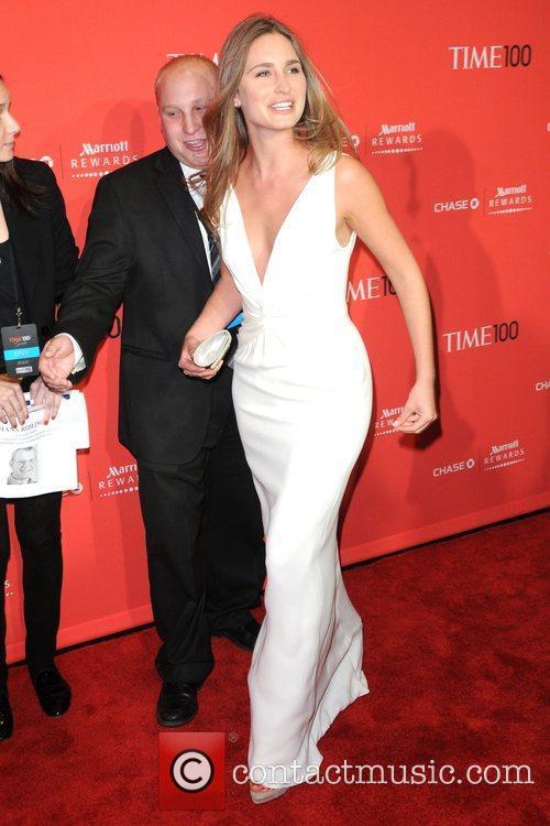 Lauren Bush  2012 Time 100 Gala held...