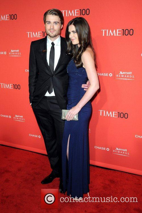 Lisa Bettany and Pete Cashmore  2012 Time...