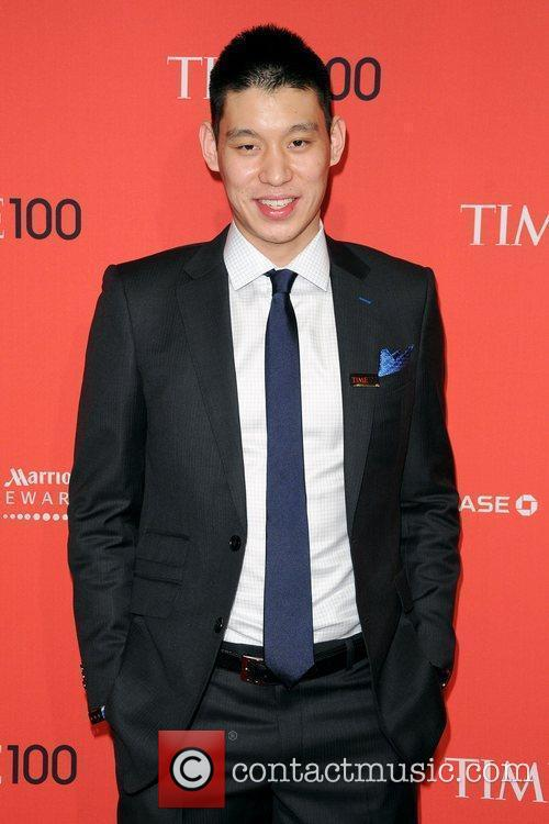 Jeremy Lin The Time 100 Gala held at...