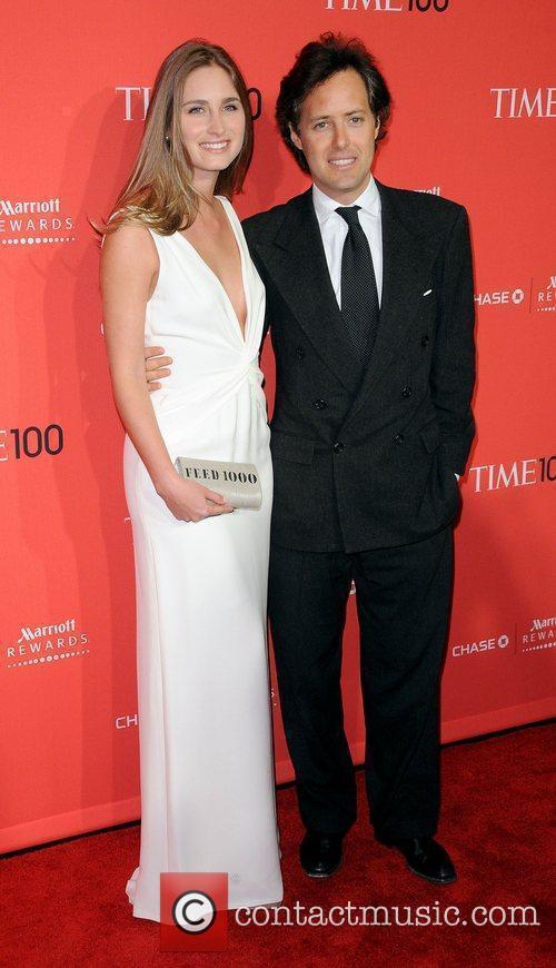 Lauren Bush and David Lauren The Time 100...