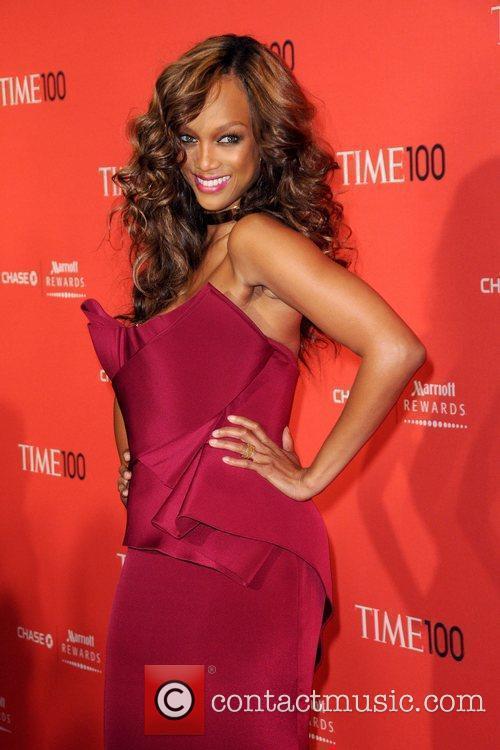 Tyra Banks The Time 100 Gala held at...