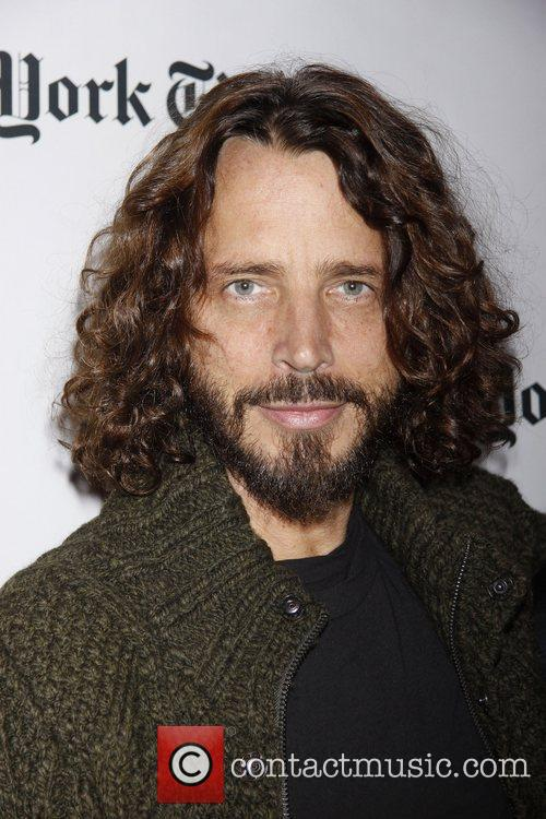 Chris Cornell 2012 NY Times Arts and Leisure...