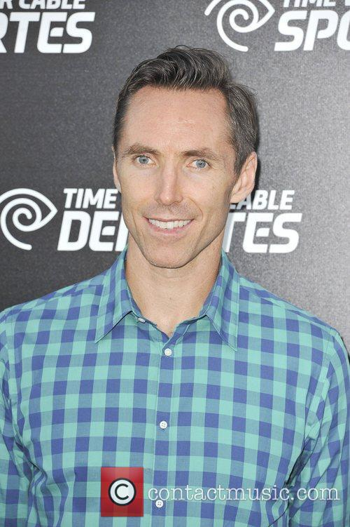 Steve Nash Cable Sports Launch