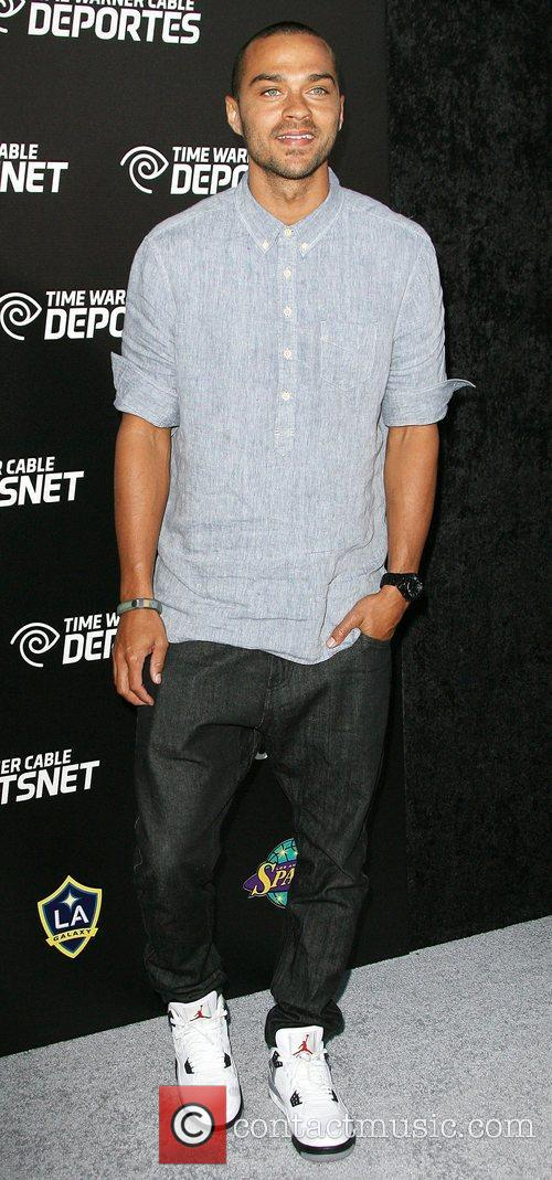 jesse williams the time warner cable sports 4107234