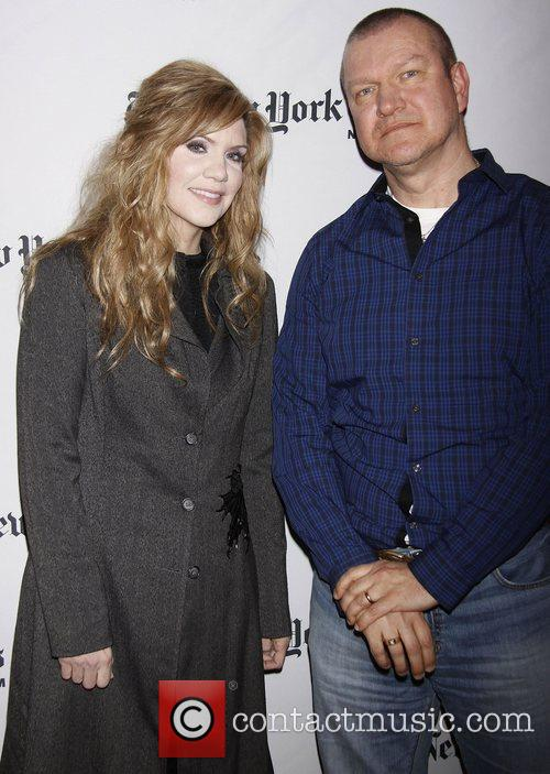 Alison Krauss and Dana Jennings  2012 NY...