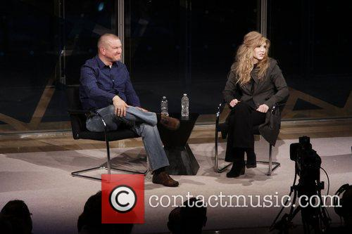 Dana Jennings and Alison Krauss  2012 NY...