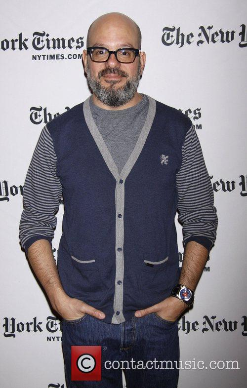 David Cross  2012 NY Times Arts and...
