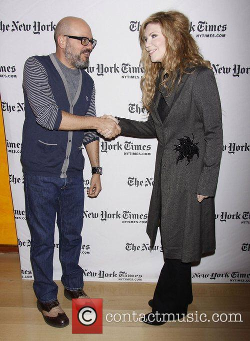 David Cross and Alison Krauss  2012 NY...