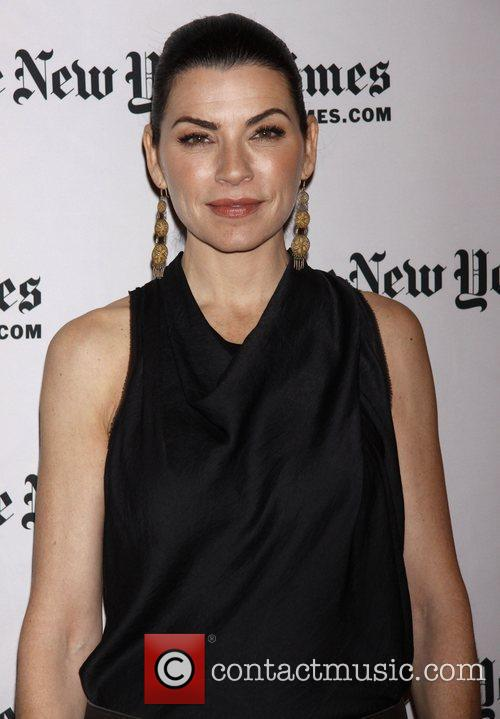 Julianna Margulies 2012 NY Times Arts and Leisure...
