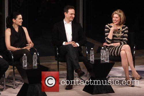 Julianna Margulies, Christine Baranski and Josh Charles 2