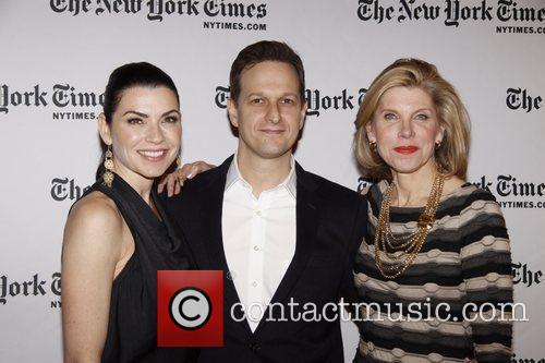 Julianna Margulies, Christine Baranski and Josh Charles 11