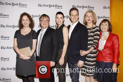 Robert King, Christine Baranski, Josh Charles, Julianna Margulies
