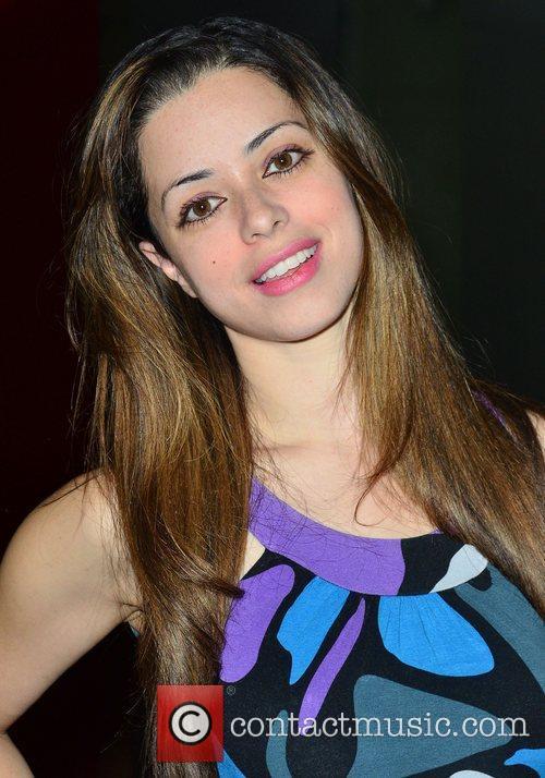 Former S Club 7 singer Tina Barrett at...