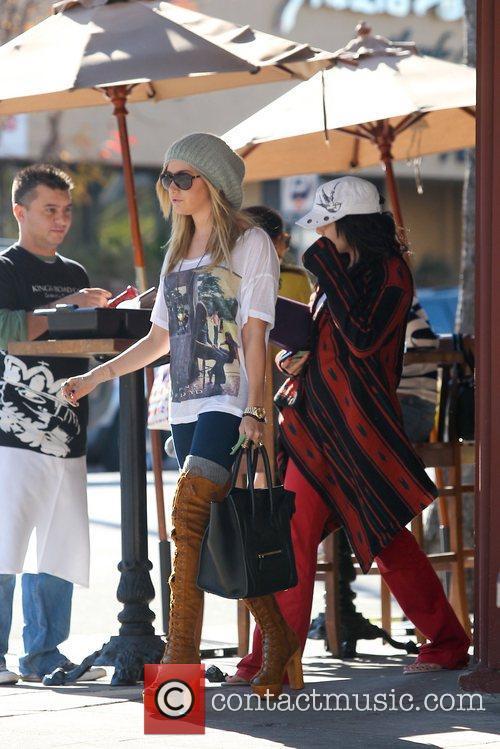 Ashley Tisdale and Vanessa Hudgens 11