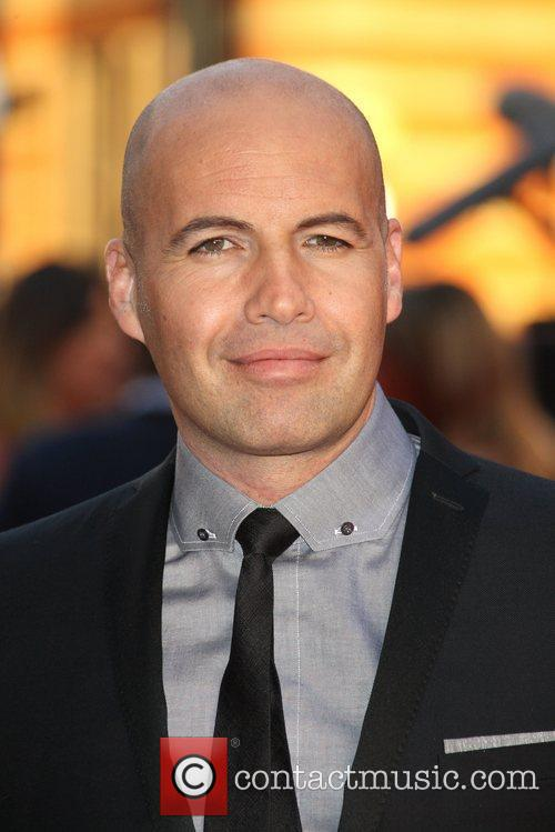 Billy Zane and Royal Albert Hall 10