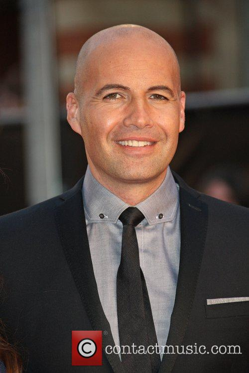 Billy Zane and Royal Albert Hall 11
