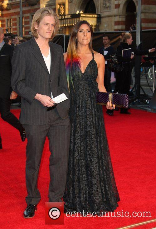 Richard Dinan and Gabriella Ellis Titanic 3D World...