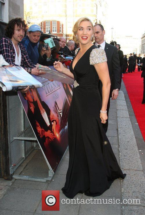 Kate Winslet and Royal Albert Hall 6