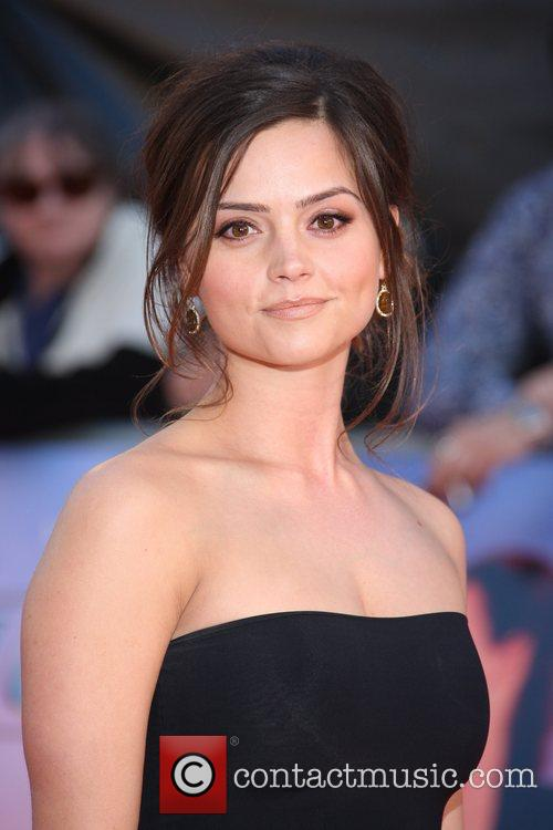 Jenna-louise Coleman and Royal Albert Hall 1